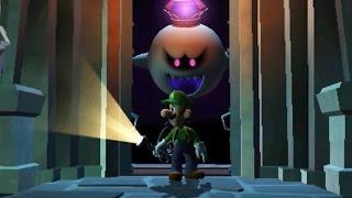 Luigi's Mansion: Dark Moon (3DS) - 100% Walkthrough Part 29 - E-2: Double Trouble