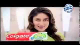 kareena kapoor new colgate active salt commercial 2013
