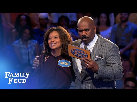 Wanna win Fast Money? CALL NICOLE | Family Feud
