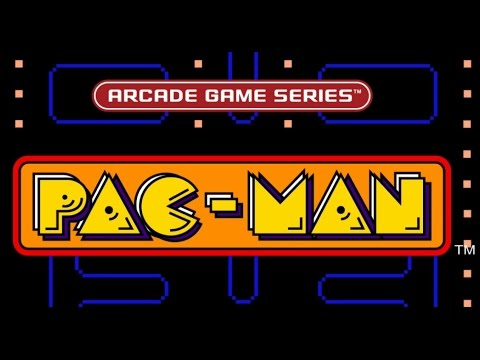 Arcade Game Series: Pac-Man Gameplay In HD 1080p (PS4)