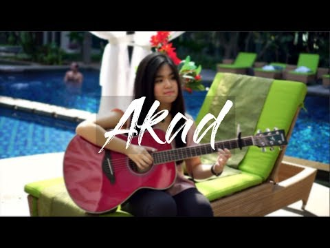 (Payung Teduh) Akad - Josephine Alexandra | Fingerstyle Guitar Cover