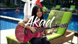 Download lagu (Payung Teduh) Akad - Josephine Alexandra | Fingerstyle Guitar Cover