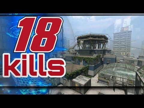 18 Kills on Destination - Warface Ranked Gameplay thumbnail