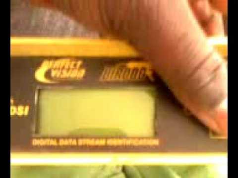 Fastalign 7100pro Professional Satellite Meter Finder W