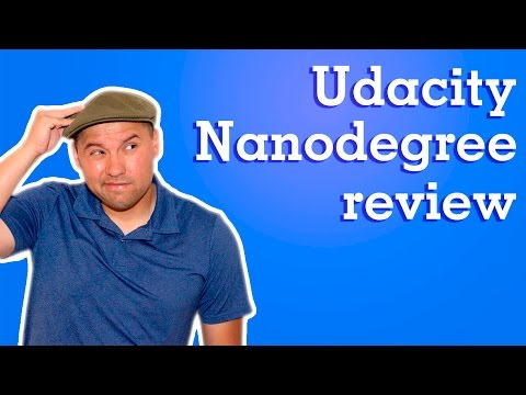 Earn a nanodegree at Udacity to enhance your geospatial