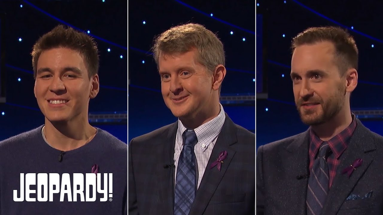 'Jeopardy!' GOAT: Winner Ken Jennings is the 'Greatest of All Time'