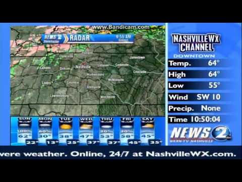 WKRN-DT 2.2 / Nashville (The Nashville Weather Channel)