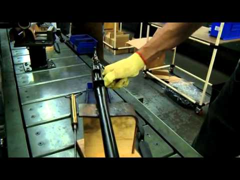 The manufacturing of a Remington 700