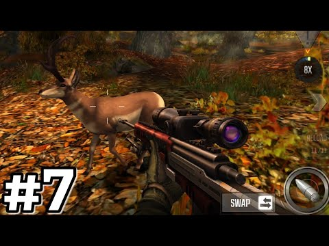 The Best Hunting Game On Android / Ios Deer Hunter 2019!