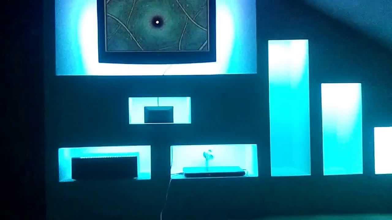 Zabudowa Tv By Mizer 02 Youtube