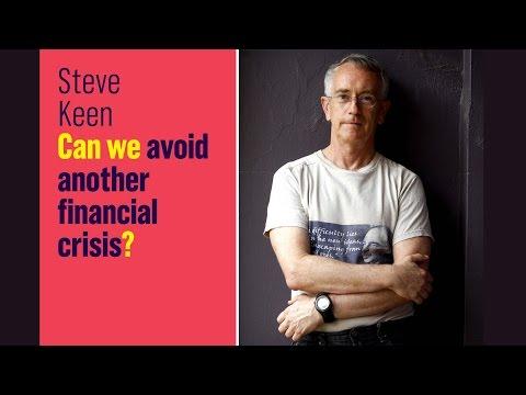 E120. Professor Steve Keen Interview - The Future of Money