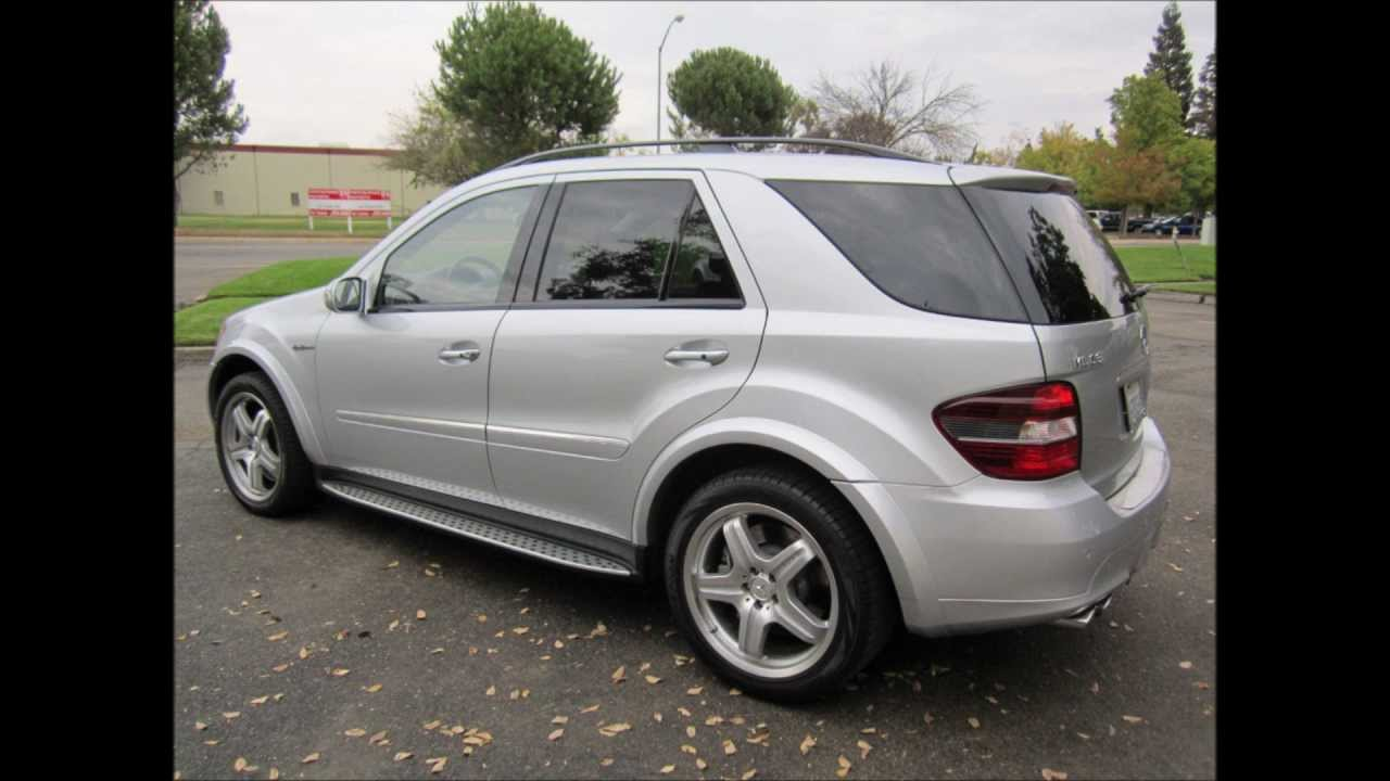 2007 mercedes benz ml 63 amg for sale 39850 00 by north star auto sale 916 320 7880 youtube