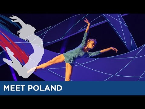 Meet Paulina Bidzińska From Poland - Eurovision Young Dancers 2017