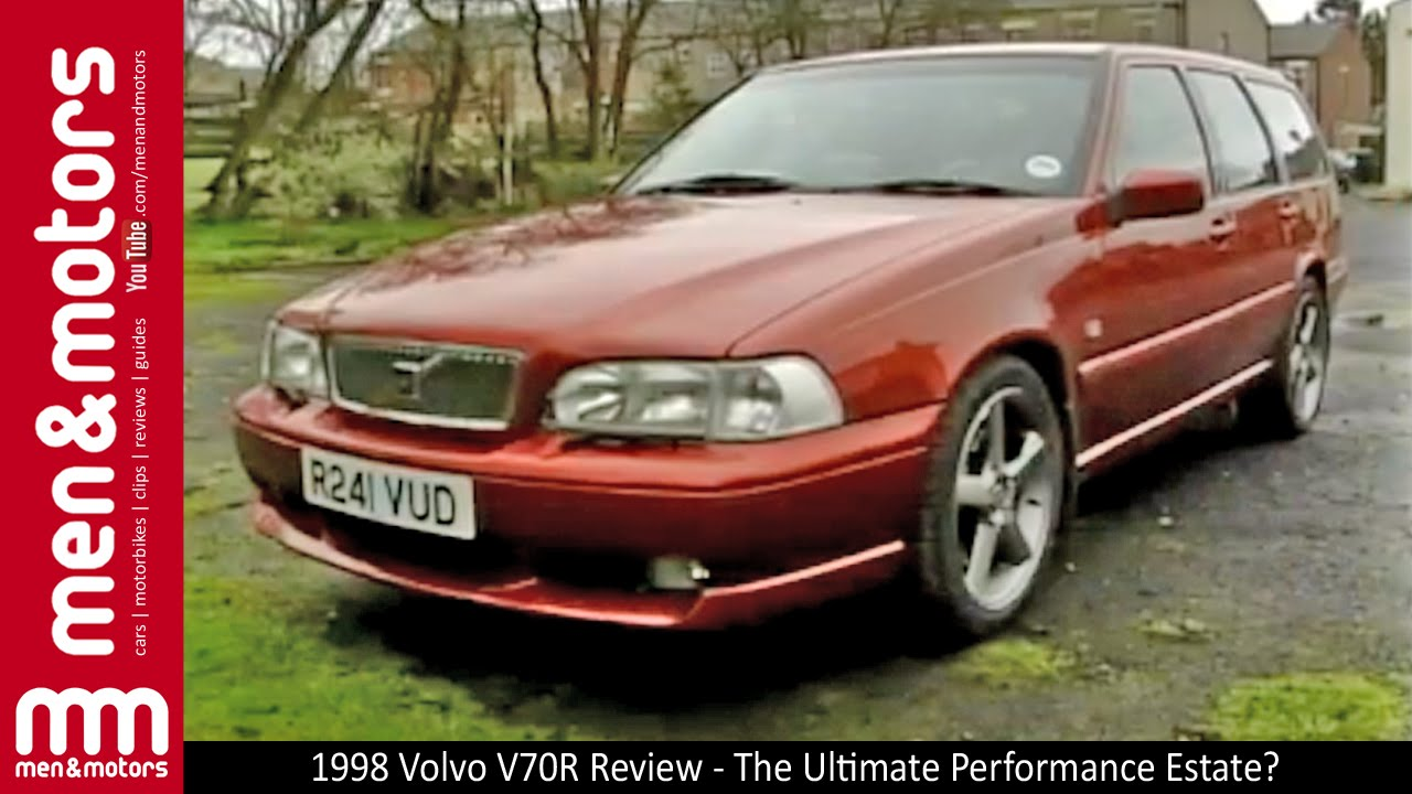 1998 Volvo V70r Review The Ultimate Performance Estate