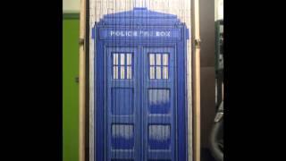 TARDIS BAMBOO CURTAIN