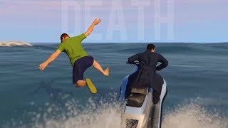 Dying Repeatedly in GTA 5