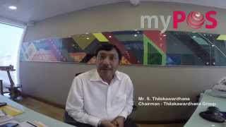 myPOS Customer Experience - Thilakawardhana Group