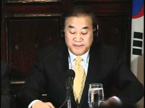 """Lee Jae-oh: """"Leadership Matters: The U.S.-Republic of Korea (ROK) Alliance in the Lead Up to 2012"""""""