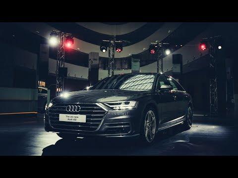2018 Audi A8 L: Exterior, interior. Special features explained.