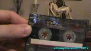 TDK D-60 & D-90 Normal Cassette Tapes