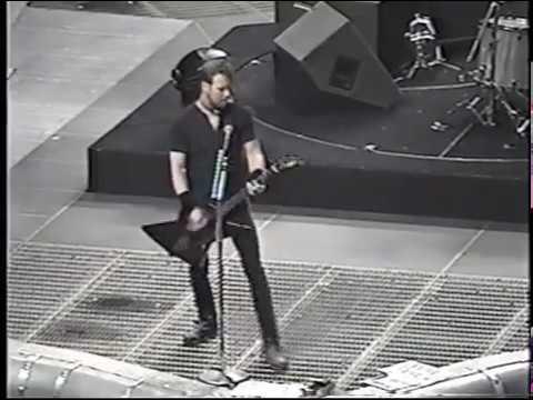 Metallica - Buffalo, NY, USA [1997.03.25]