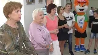 2019-06-11 г. Брест. Выставка ко 2 Европейским играм. Новости на Буг-ТВ. #бугтв