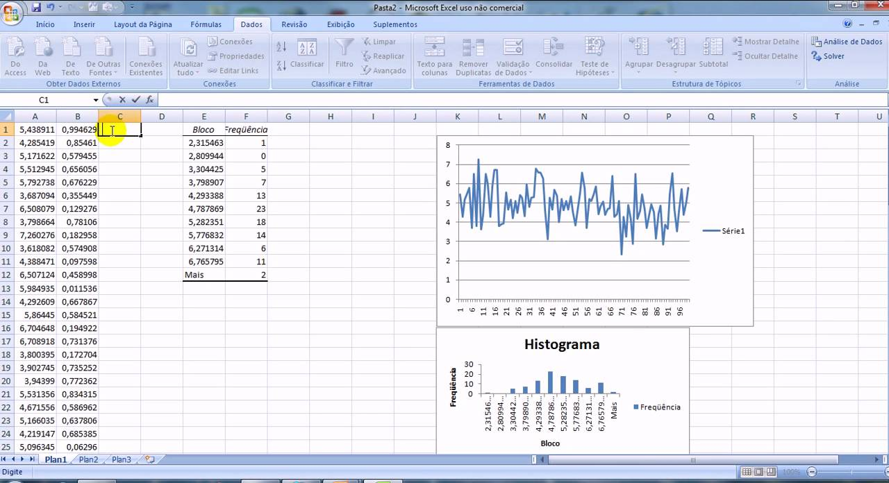Create a Monte Carlo Simulation Using Excel