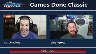 Games Done Classic Episode 2