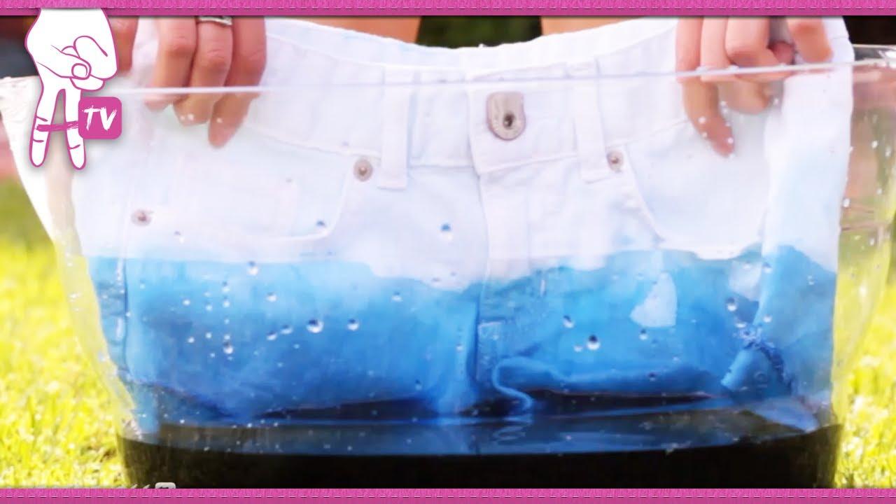 how to make diy shorts
