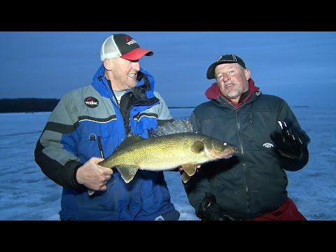 Larry Smith Outdoors - Sturgeon Bay Trophy Walleyes