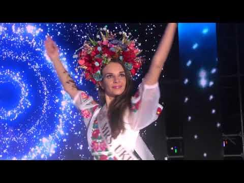 Mrs.  Ukraine Globe