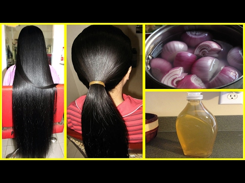 Thumbnail: How To Grow Long and thicken Hair Naturally and Faster | Magical Hair Growth Treatment 100% Works