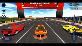 Spor Araba Yarışı Sports Car Racing - Araba oyunları / roid Gameplay