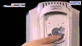 DeLonghi TRD 0820 — масляный радиатор на 8 секций(Отопительный прибор DeLonghi TRD 0820 работает от электросети с параметрами 220/230 В / 50 Гц. Он характеризуется теплоп..., 2014-02-28T09:38:28.000Z)