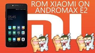Install Rom Xiaomi GSM di Andromax E2