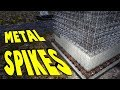 Metal Spikes | 7 Days To Die - The Wait For Alpha 17 | Part 27