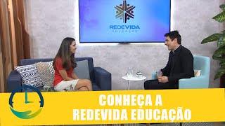 Conheça a REDEVIDA Educação - Bendita Hora - 28/09/20