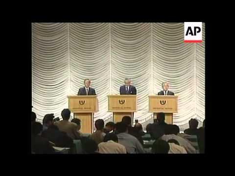 JAPAN: TOKYO: 3 BANKS ANNOUNCE ALLIANCE PLAN