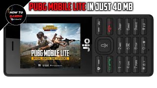 ||PUBG MOBILE LITE IN 40 MB WORK IN 1 GB RAM||DOWNLOAD PUBG MOBILE IN ANDROID||HIGHLY COMPRESSED||