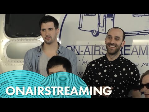 X Ambassadors - Interview with OnAirstreaming