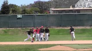 Tyler Yang, middle infield, college baseball recruiting video