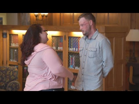 Woman Sees Late Husband's Image Come Alive Again With Face Transplant