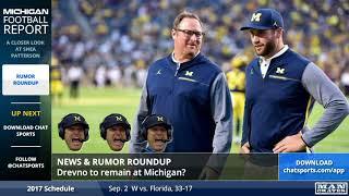 Michigan Football Rumors: Coaching, Kareem Walker, Shea Patterson Updates From James Yoder