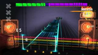 Rocksmith 2014 - Down by 311 - 100% (Lead/Hard Score Attack)