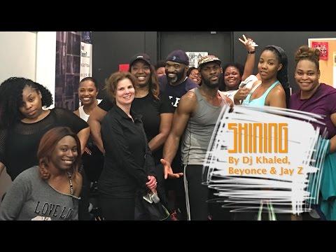 Shining by DJ Khaled, Jay Z, Beyonce | Hip Hop Urban Cardio Dance Style w/ C'Yo ft UCD Wed Crew