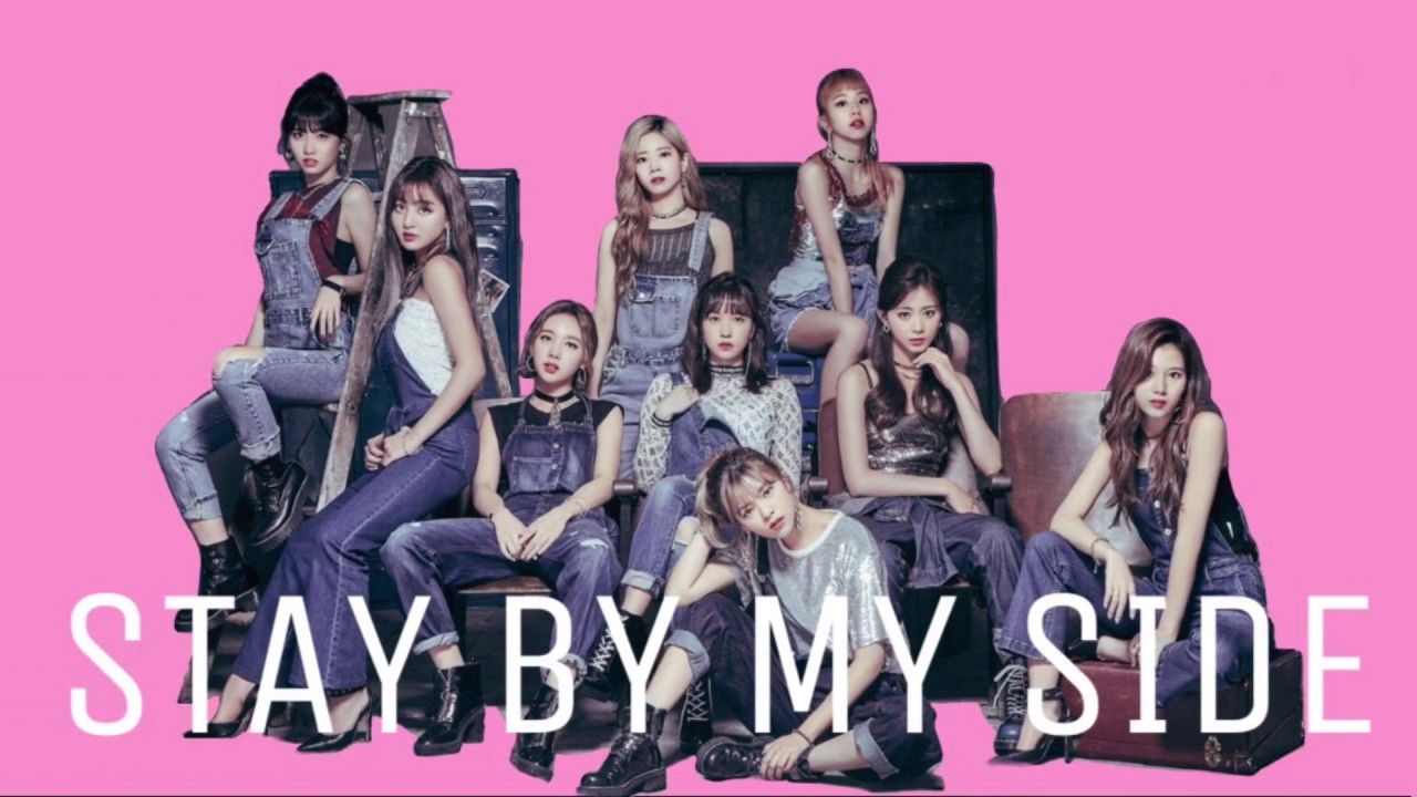 Twice Stay By My Side Shot Ver 日本語歌詞付き Youtube