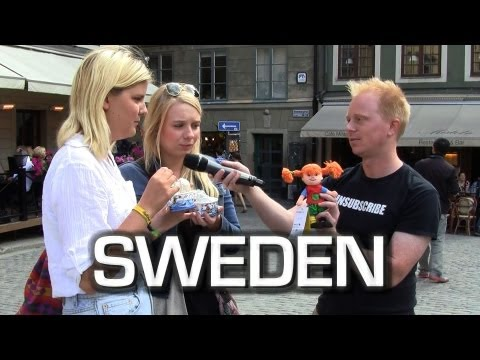Joe Goes To Sweden (Part 1)
