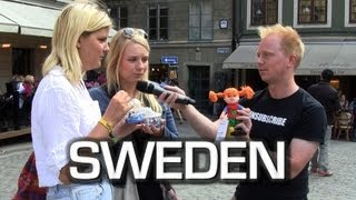 Joe Goes To SWEDEN (Part 1/3)