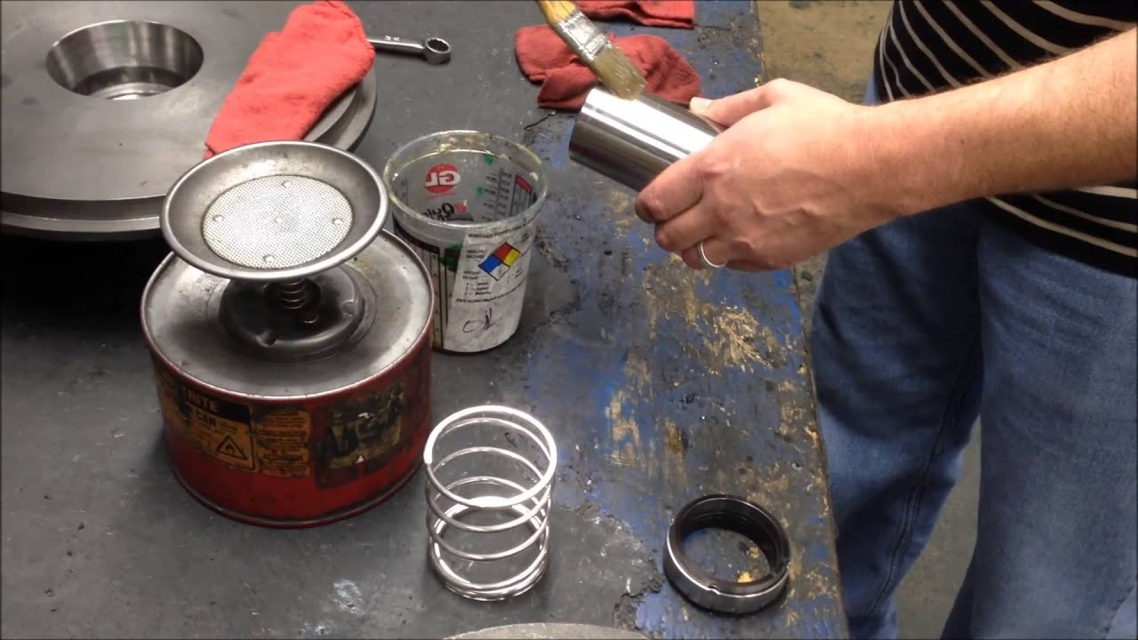 Assembly Video Mechanical Seal Installation