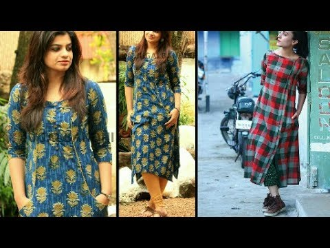 d65568d6423 Pocket Style Kurti/kameez/Top/suit (New Trend For Girl)latest/New designer  collection| Beautiful You